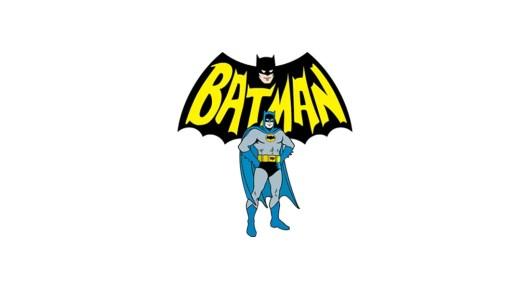 Batman Cartoon Logo Template