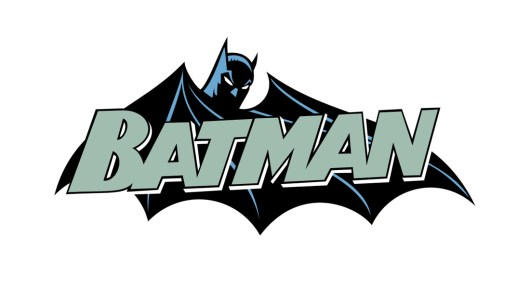 Batman Logo Template Vector PSD
