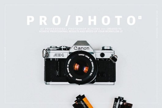 Better Photography Photoshop Actions