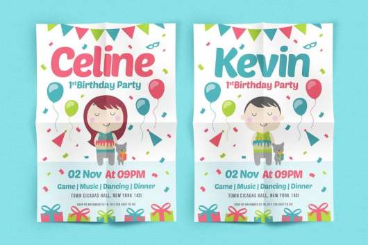20 best party club flyer templates irc web services