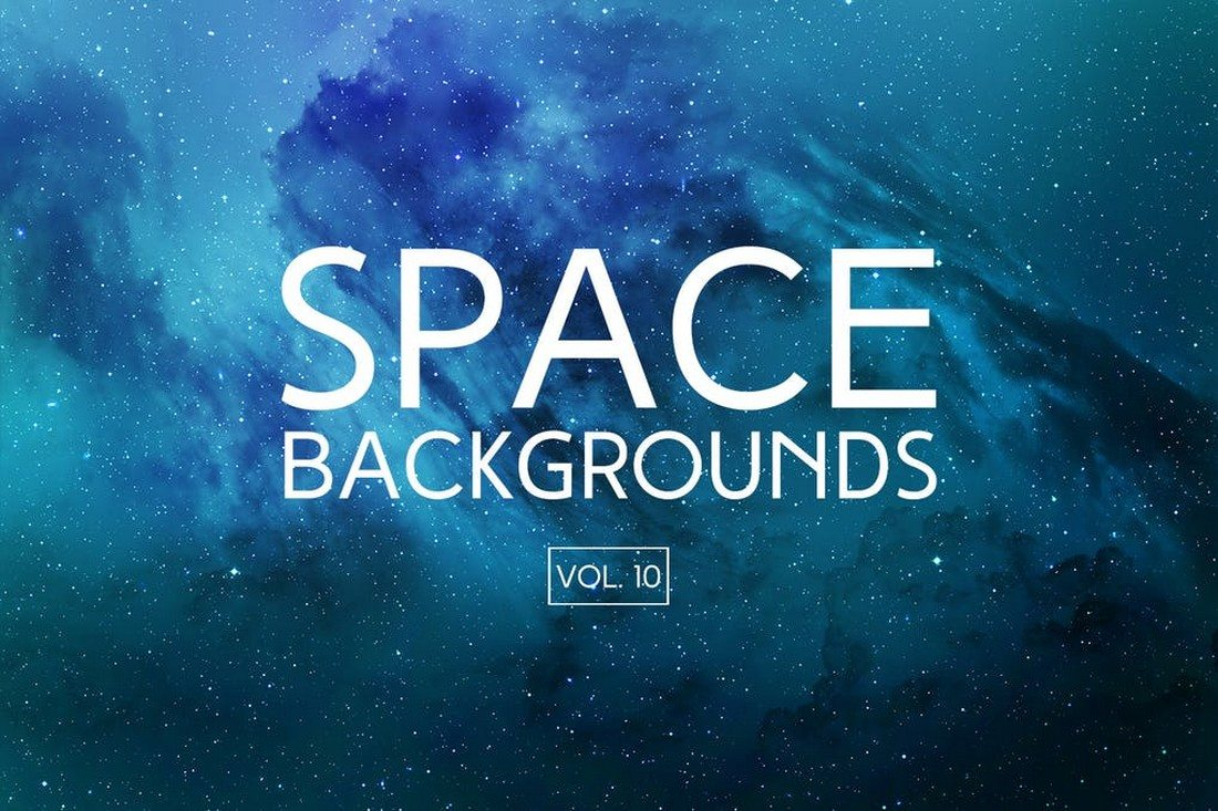 20+ Best Space & Nebula Background Textures 28
