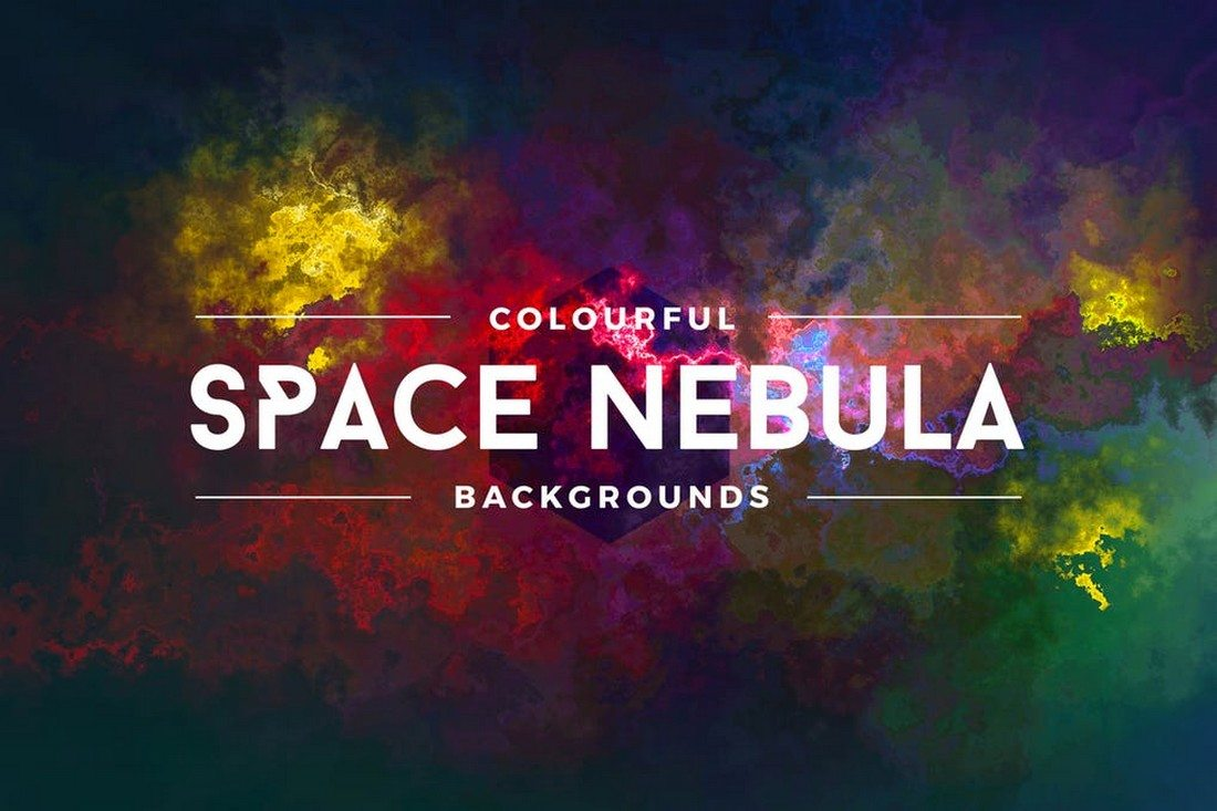 20+ Best Space & Nebula Background Textures 26