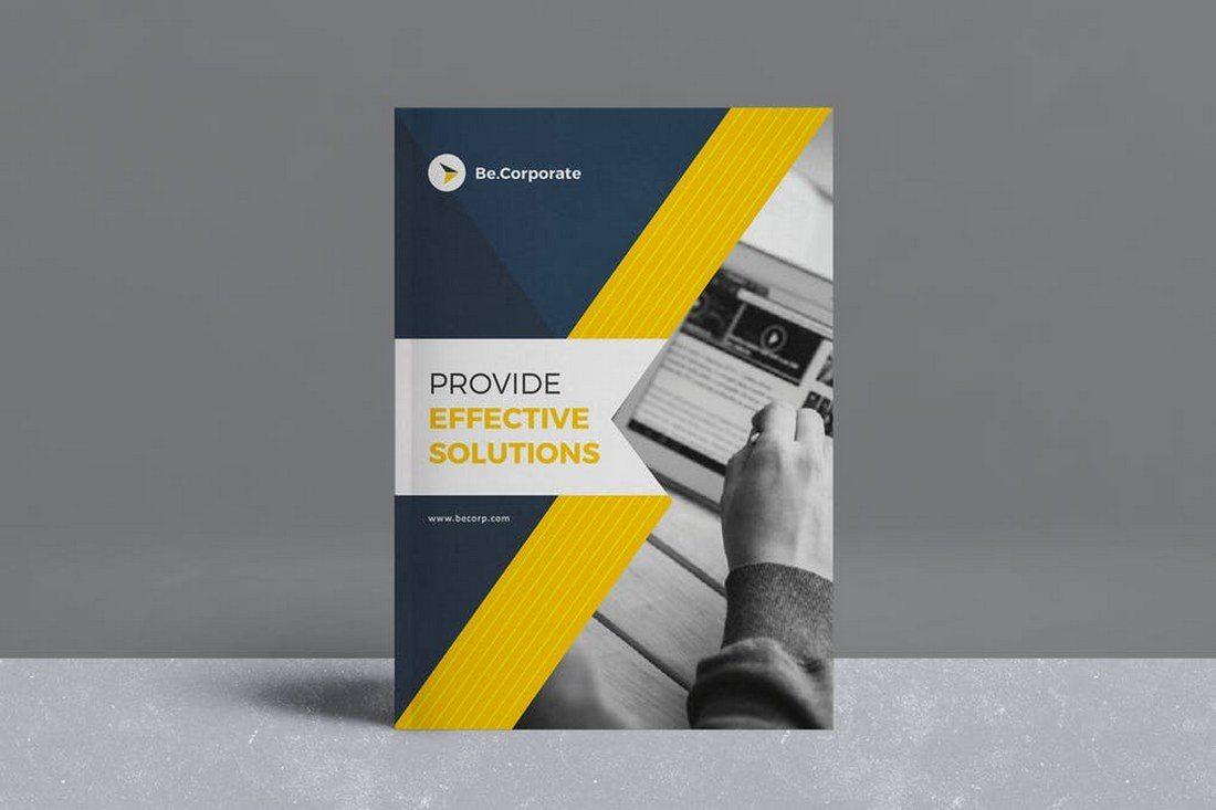70+ Modern Corporate Brochure Templates 18
