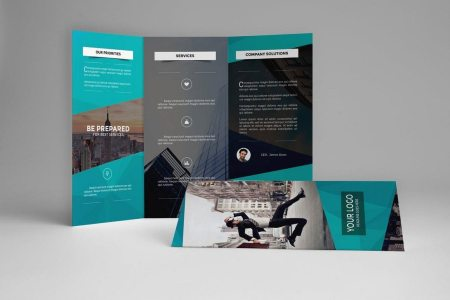 Brochure Templates   Design Shack brochure templates