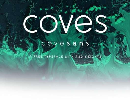 Coves - Free Font