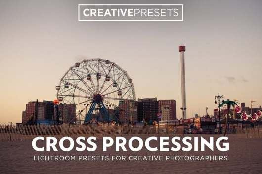 Cross Processing VSCO Lightroom Presets