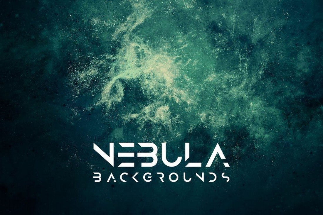 20+ Best Space & Nebula Background Textures 30