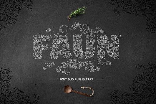 Faun - Font Duo