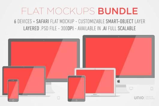 flat-devices-bundle-mockups