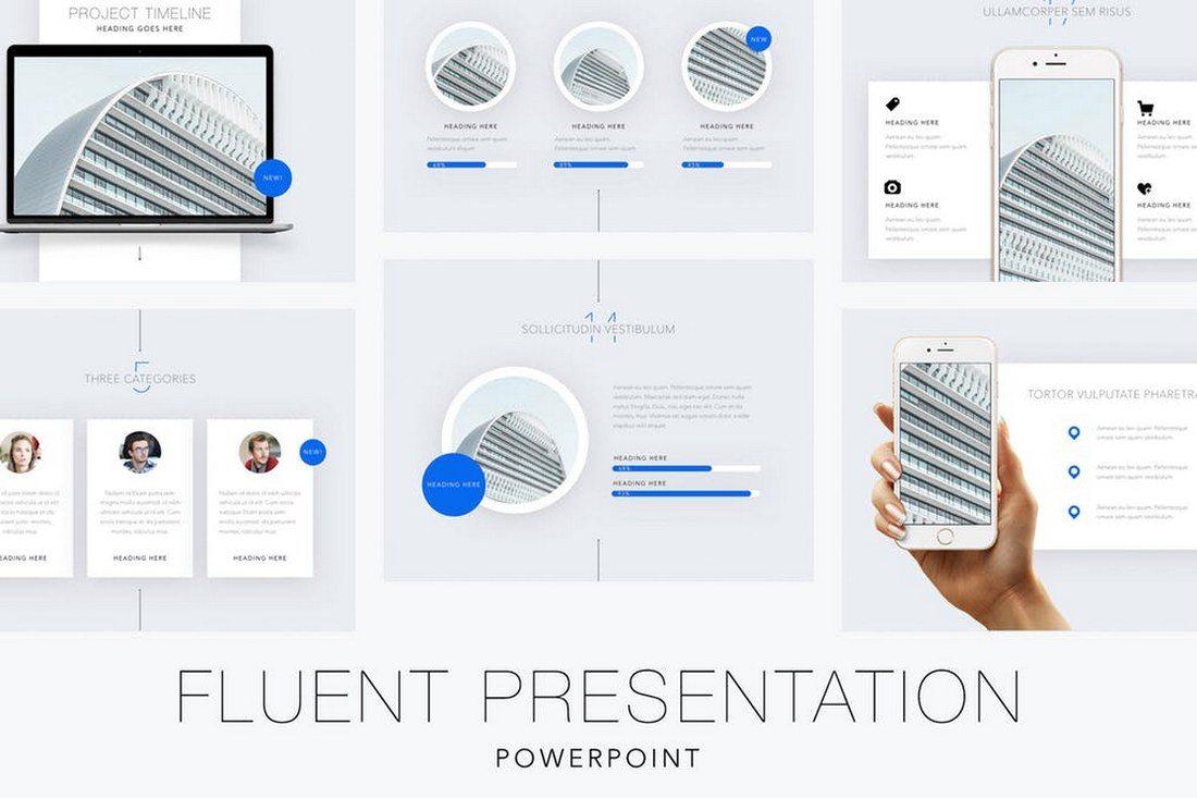 60+ Beautiful, Premium PowerPoint Presentation Templates 48