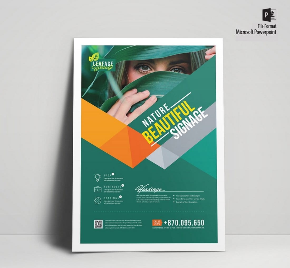 15 best powerpoint poster templates