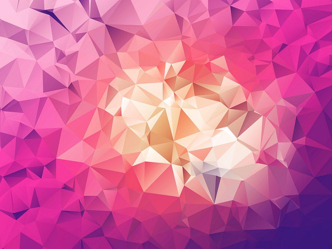 20+ Beautiful Geometric & Polygon Background Textures 57