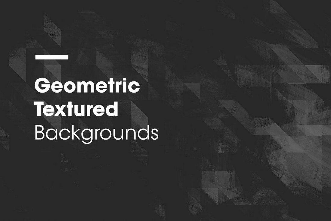 20+ Beautiful Geometric & Polygon Background Textures 60