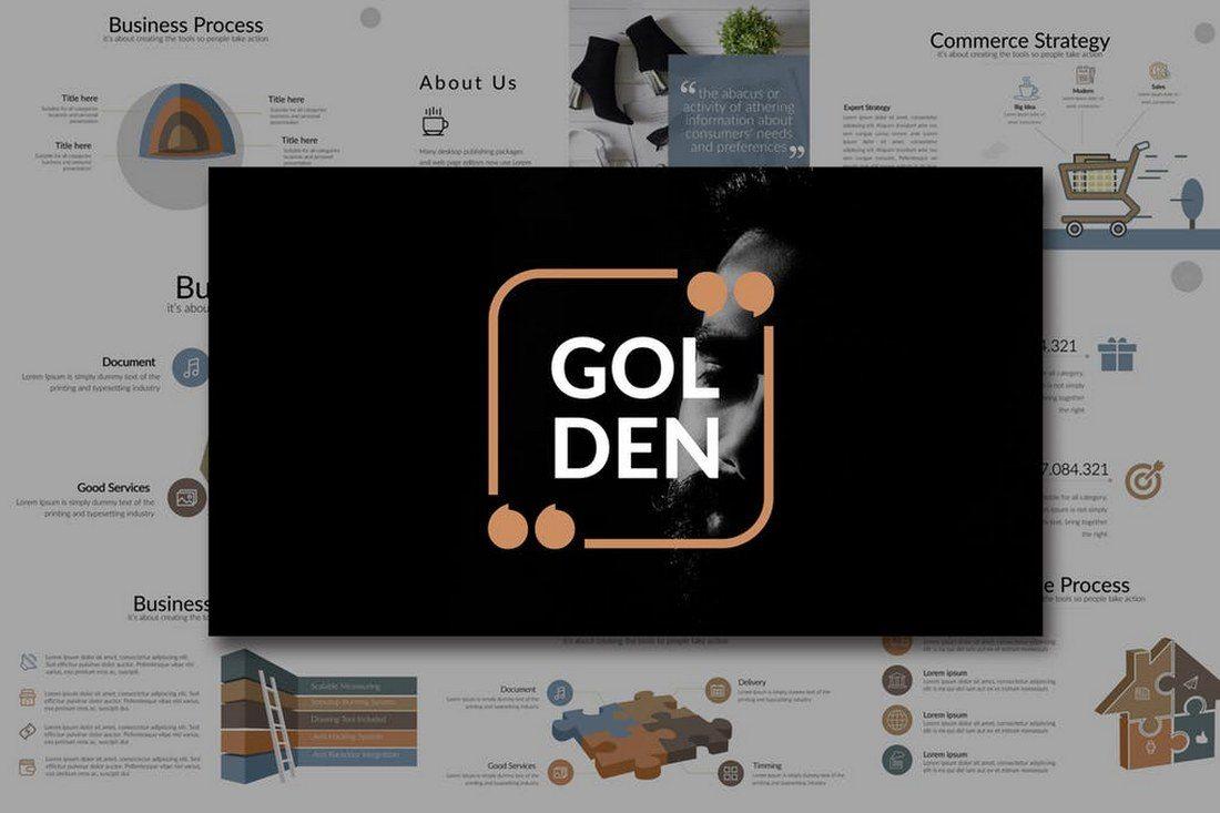 60+ Beautiful, Premium PowerPoint Presentation Templates 45