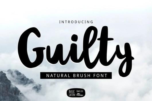 Guilty Brush