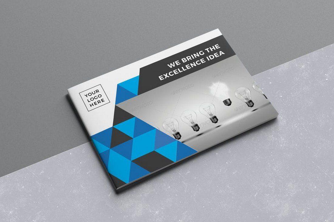 70+ Modern Corporate Brochure Templates 20