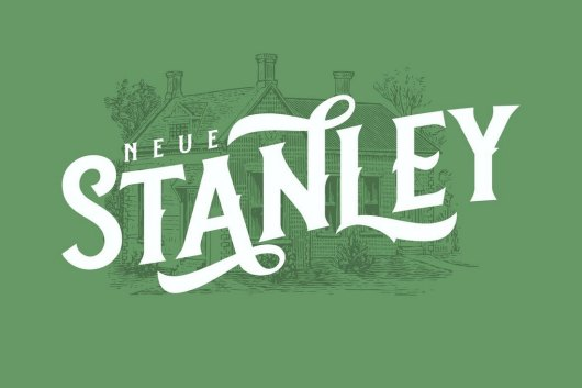 Neue Stanley Poster Font