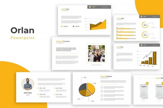 Orlan Powerpoint Template