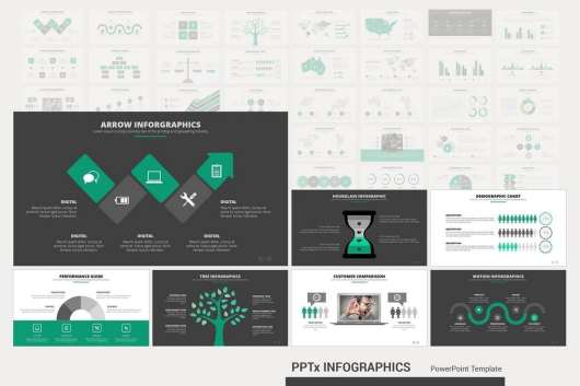 PPTx Infographics