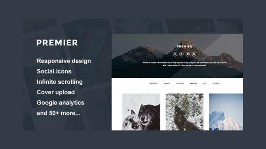 Premier-Premium-Tumblr-Theme