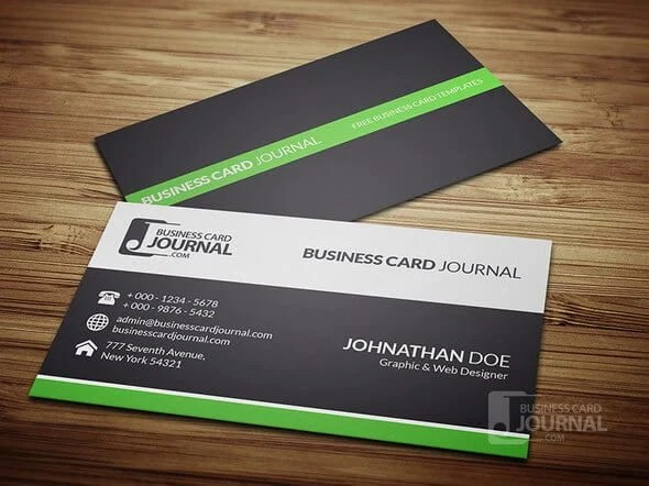 70  Corporate   Creative Business Card PSD Mockup Templates   Design     Professional Business Card Template