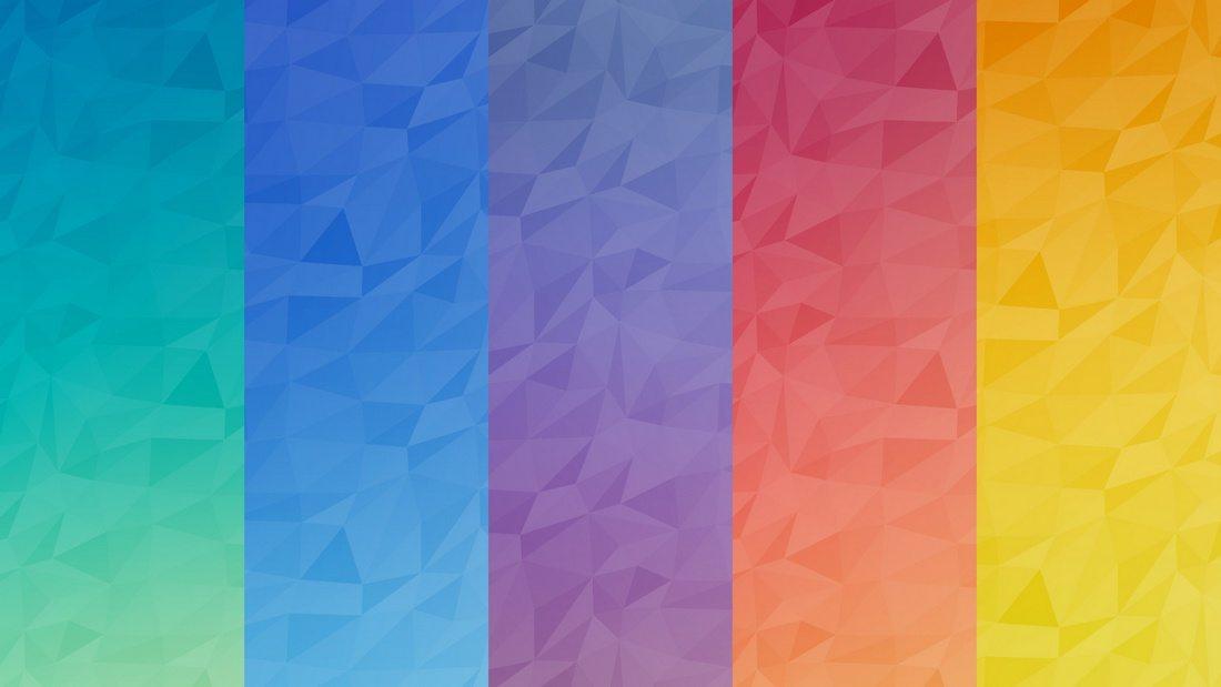 20+ Beautiful Geometric & Polygon Background Textures 55