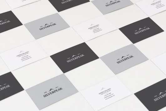 Showcase Business Card Templates