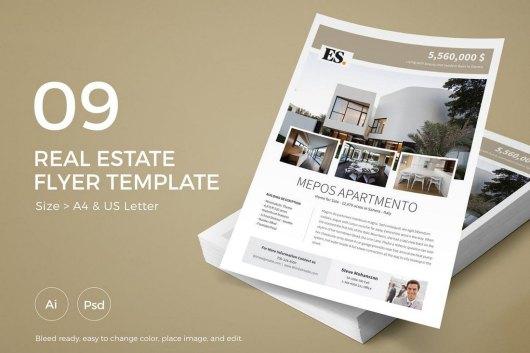 Slidewerk - Real Estate Flyer 09
