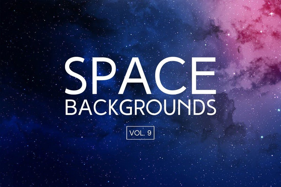 20+ Best Space & Nebula Background Textures 32