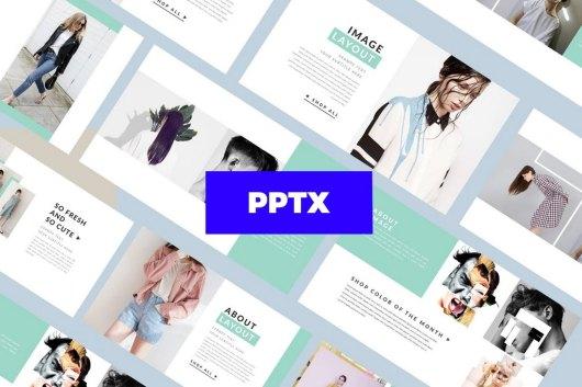 Stylist - PowerPoint Template