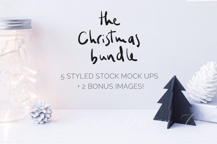 the-christmas-mock-up-bundle