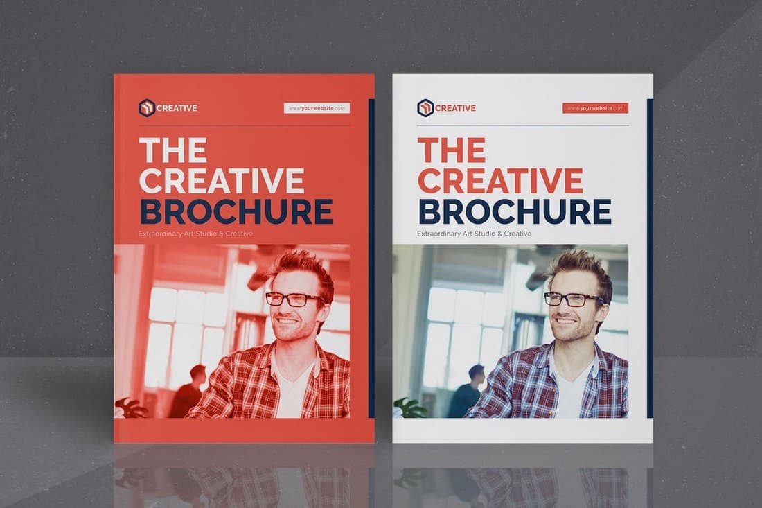 The Creative InDesign Brochure Template