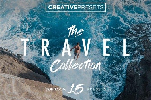 Travel Lightroom Presets Collection