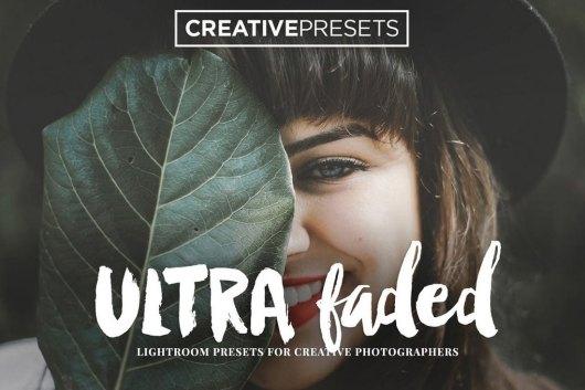 UltraFaded Lightroom Presets