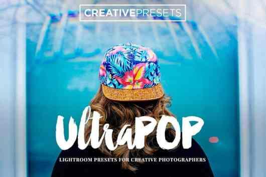 UltraPOP Creative Lightroom Presets