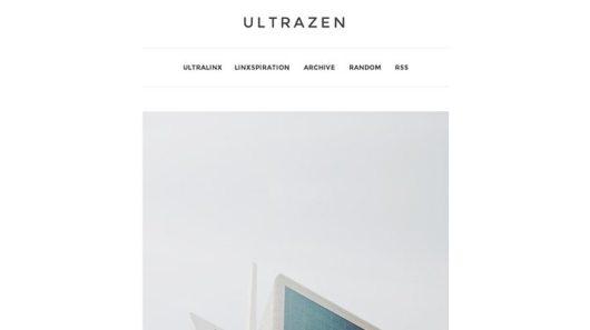 UltraZen-Free-Tumblr-Theme