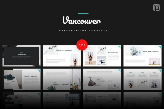 Vancouver - Creative PowerPoint Template