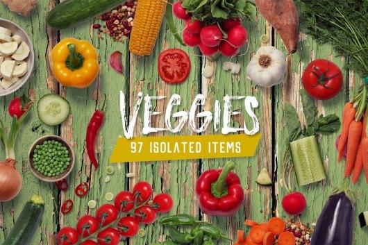 Vegitables Kitchen Scene Generator
