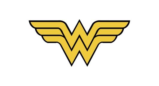 Wonder Woman Logo Template