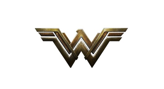 Wonder Woman Movie Logo Template