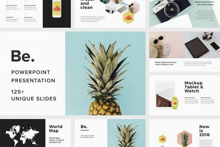50 Best Powerpoint Templates Of 2020 Design Shack