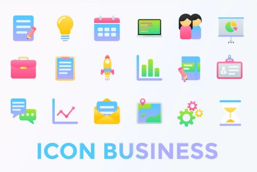 business-icons