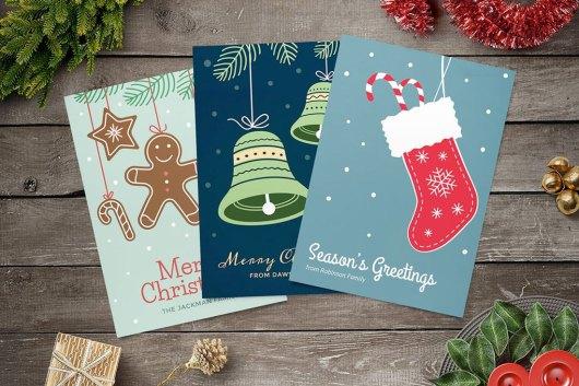 christmas graphic design