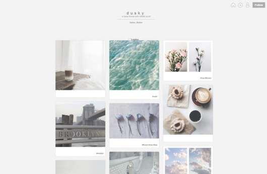 dusky-tumblr-theme