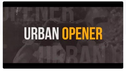 dynamic urban opener premiere pro template