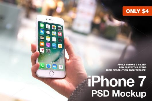 iphone-7-silver-psd-mockup