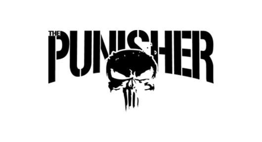 punisher movie logo template