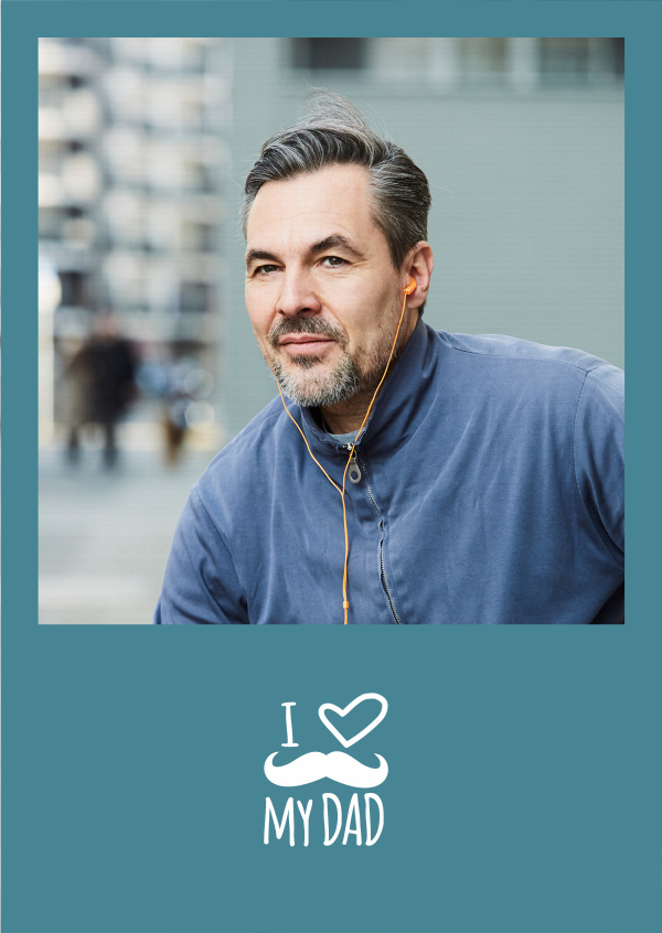 Create Your Own Fathers Day Photo Cards Free Printable