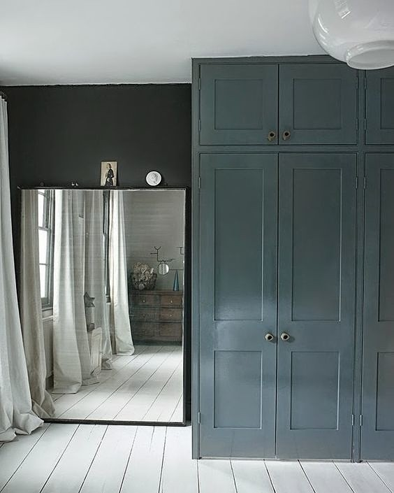 colour inspiration; chalky grey/teal