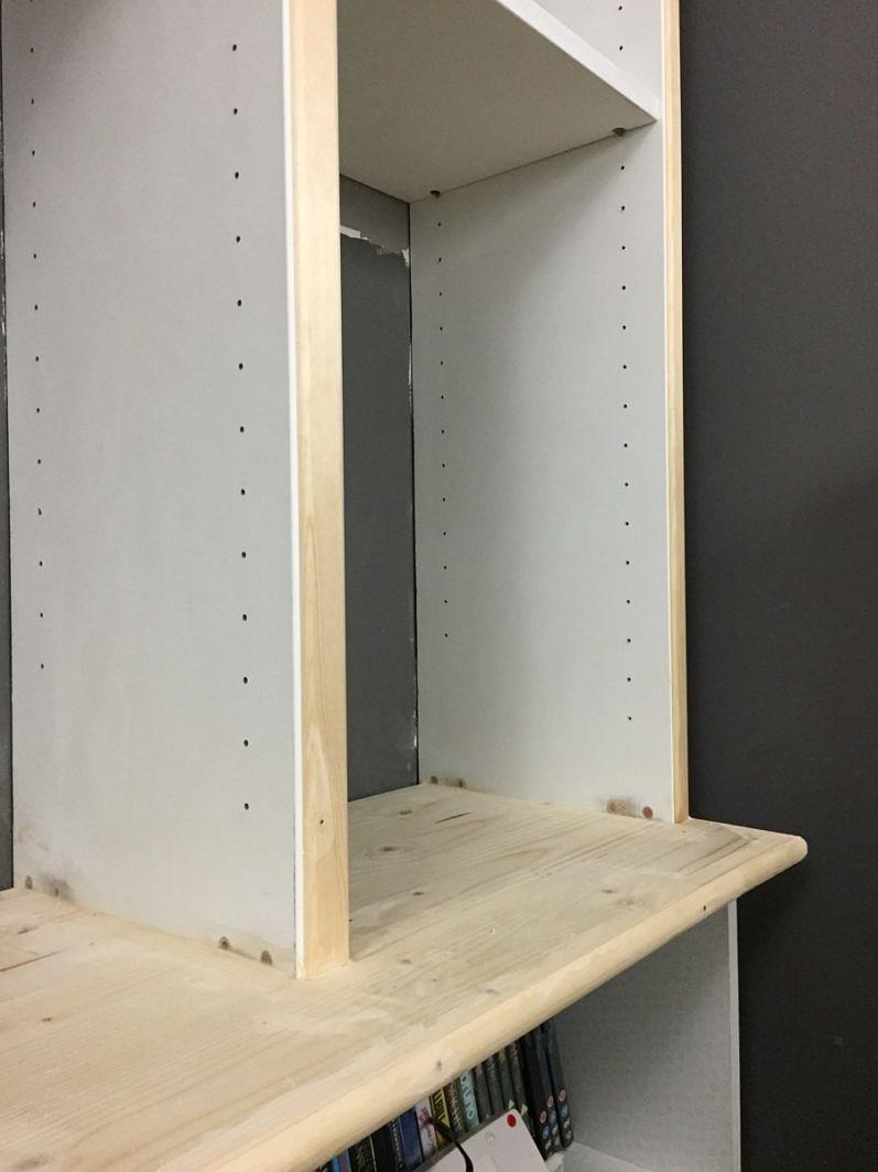 Ikea Floating Shelves Oak | in East End